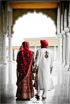 San Jose, California Wedding Photography | Gurdwara Sahib Temple of San Jose