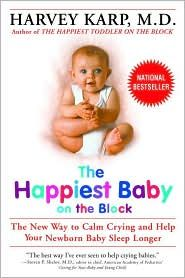 The Happiest Baby on the Block. We could not have survived without this book.