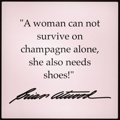 ...she also needs shoes ;)