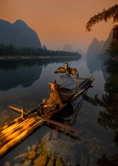 The Li River or Lijiang is a river in Guangxi Zhuang Autonomous Region