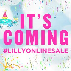 Lilly Pulitzer Online Sale is coming! All of your questions answered here...