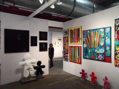 Colorfield Gallery à l'AAF Amsterdam du 31 octobre au 03 novembre 2013.