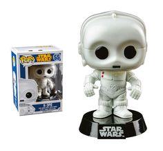 Star Wars POP! Vinyl Wackelkopf-Figur K-3PO Limited Edition 10 cm