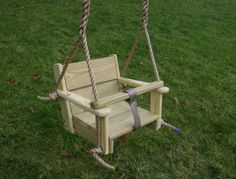 Toddler Swing and Rope by ron987red on Etsy, $89.00