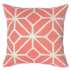Custom made cushion cover in Trina Turk designer print is made of indoor/outdoor acrylic. Off white outdoor fabric backing with invisible zip. Outdoor Fabric, Indoor Outdoor, Custom Cushions, Trellis, Watermelon, Terrace Ideas, Throw Pillows, Trina Turk, Cover