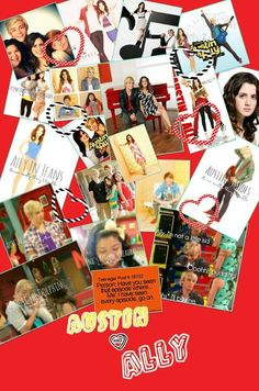 Austin and ally! Austin And Ally, Amazing Songs, Disney Shows, Lynch, Brooklyn, Tv Shows, My Favorite Things, Wallpaper, Celebrities