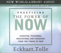 AUDIOBOOK - Practicing the Power of Now #MeditationPractice