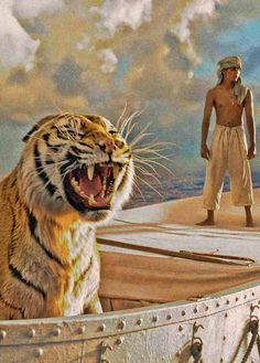 Life of Pi. oh my goodness, i've still not got over this film! AMAZING!
