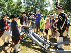 New Windsor Cantonment State Historic Site http://nysparks.com/historic-sites/22/details.aspx
