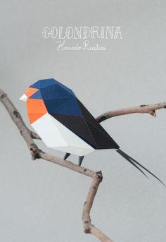 mayahan:  Paper Crafts by Estudio Guardabosques  yessssssssss