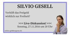 Silvio Gesell – Verhilft das Freigeld wirklich zur Freiheit?