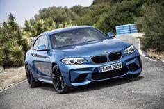 The 2016 BMW M2 Coupe