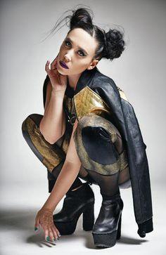 bf8e2697909834055236260e46f1c0fd (650×1000) Debut Album, Girl Power, Punk, Wonder Woman, Superhero, Fashion, Moda, Fashion Styles, Punk Rock