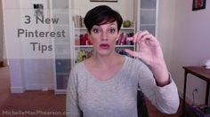 3 Quick Pinterest Tips