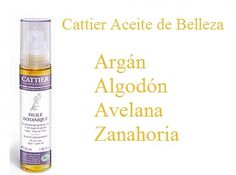 Aceite de argán, aceite de algodón, aceite de avellana, aceite de zanahoria. Este concentrado de belleza sublima e hidrata* la piel delicadamente.