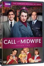 DVD: Call the Midwife, season 2. British series.