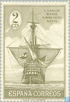 Spain [ESP] - Columbus exhibition 1930