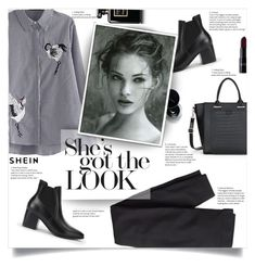 """""""She's got the look"""" by smajlovicelvira ❤ liked on Polyvore featuring J.Crew, Mor, Korres and Chanel"""