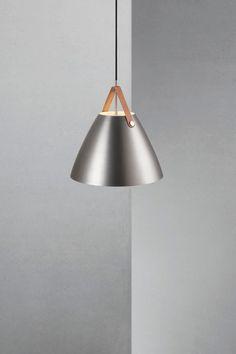 Bilderesultat for strap lampe Ceiling Lights, Lighting, Pendant, Modern, People, Design, Home Decor, Products, Stainless Steel
