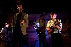 Noches W Esteman en Armando Records. 16-Agost-2012