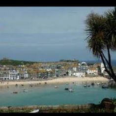 View accross the harbour to the Island in St Ives taken from the Malakoff. May 05 St Ives Town, British Beaches, Cornwall Beaches, St Ives Cornwall, Most Beautiful Beaches, England Uk, Good Times, Places To Travel, Europe
