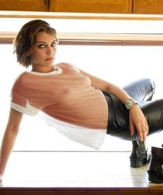 Nude And Sexy Photos Of Lauren Cohan Lauren Cohan January Sexy Actress And Very Hot Model From The Us All We Know Maggie From The Walking Dead