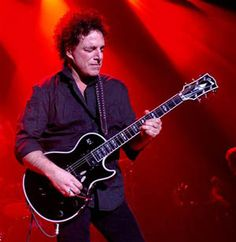 Neal Schon of the musical titan that is Journey. This man made me want to play guitar. Neal Schon, Steve Perry, Beautiful Guitars, Playing Guitar, Cool Bands, Rock N Roll, My Music, Musicals