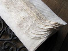 Reusable Un paper Eco Friendly Towels  Organic by NaturaLLinens, $12.00