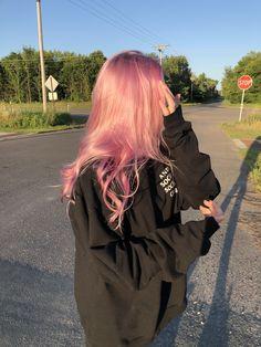 Hair Dye Colors, Cool Hair Color, Hair Inspo, Hair Inspiration, Dying My Hair, Aesthetic Hair, Dream Hair, Hair Looks, Pretty Hairstyles
