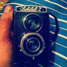 My first Lubitel!!! OMG!!!