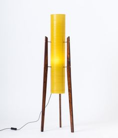 Rocket Floor Lamp from the sixties by Unknown Designer for Unknown Producer