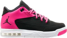 NEW NIKE JORDAN FLIGHT ORIGIN 3 GG Womens 7.5 (6Y) Black Pink 820250 017 NIB #NikeJordan #Athletic