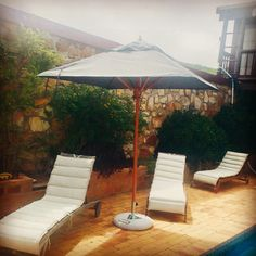 Our new poolside parasol was delivered this morning Swimming Pools, Solar, Patio, Outdoor Decor, Home Decor, Swiming Pool, Pools, Decoration Home, Room Decor
