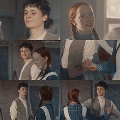 Anne with an E Gilbert Blythe, Anne Shirley, Anne And Gilbert, Amybeth Mcnulty, Anne White, Japon Illustration, Anne With An E, Cuthbert, Kindred Spirits