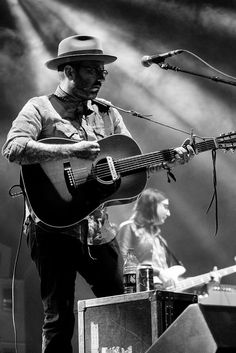 Riot Fest 2014 Denver - City & Colour  #RiotFest #ConcertPhotography #LiveMusic