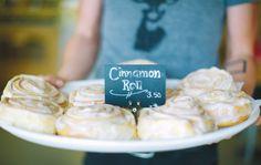 Sunflour Baking Company | Edible Feast via Edible Charlotte #localsweets