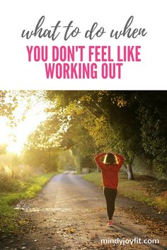 Let's face it - we don't always feel like working out when we should. Want to know what I do when the lack of motivation hits me?? #weightlossinspiration #howtoloseweight #weightlossmotivation #weightlosstips #howtoloseweightquickly