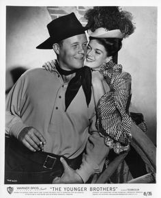 (The Younger Brothers) 1949 with Wayne Morris and Janis Paige