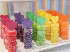 23 Ideas For Birthday Party Food Bar Mickey Mouse Rainbow Birthday Party, Unicorn Birthday Parties, Birthday Treats, Party Decoration, Birthday Decorations, Decoration St Valentin, Snacks Für Party, Candy Party, Art Party