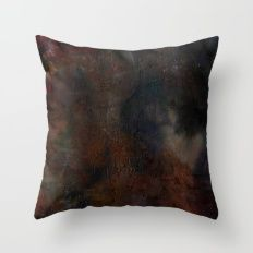 on a moon swept solstice Throw Pillow