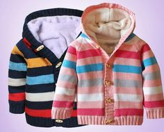 Compre 2017 nueva marca otoño invierno chindlren ropa bebé niño y niña con  capucha suéter abrigo 79882f8be812
