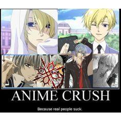 Tamaki (Ouran Highschool Host club) and Zero (Vampire Knight) Got Anime, Hot Anime Guys, I Love Anime, Awesome Anime, Otaku Anime, Manga Anime, Grell Black Butler, Zero Kiryu, Otaku Issues