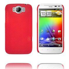 Atomic (Röd) HTC Sensation XL-Skal