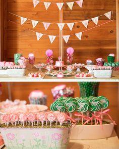 Lollipop Birthday Party - Little Savvy Event