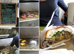 Blimpy Burger was featured on the Food Network's 'Diners, Drive-ins & Dives.' And rightfully so!