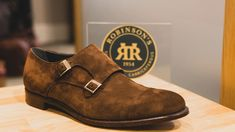 Our exclusive Robinson brand is handmade in the UK using the finest quality materials. The Robinson Dublin in plough suede is one of the latest styles to join the range. Enjoy off Robinson brand shoes until January, only at our Belfast store. Latest Styles, Belfast, Shoe Brands, Dublin, Latest Fashion, January, Oxford Shoes, Dress Shoes, Join