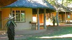 Pretoriuskop Rest Camp in the Kruger National Park, South Africa. Great safari, great African sunshine...some of fondest memories