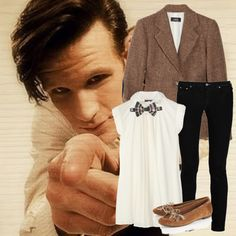 """""""Doctor Who Style"""" by nowhere-boy on Polyvore"""