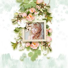 Time to Romance by Jasmin-Olya Designs Beautiful summer - Templates by Jasmin-Olya Designs photo Alena Happiness use with permission Absolutely Gorgeous, Beautiful, 4 Photos, Poppies, Floral Wreath, Romance, Frame, Summer, Scrapbooking