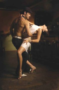 Bachata \\ Bachata is a style of dance that originated in the Dominican Republic. It is danced widely all over the world but not identically. The basics to the dance are two-steps with a Cuban hip motion, followed by a tap including a hip movement on the 4th beat.